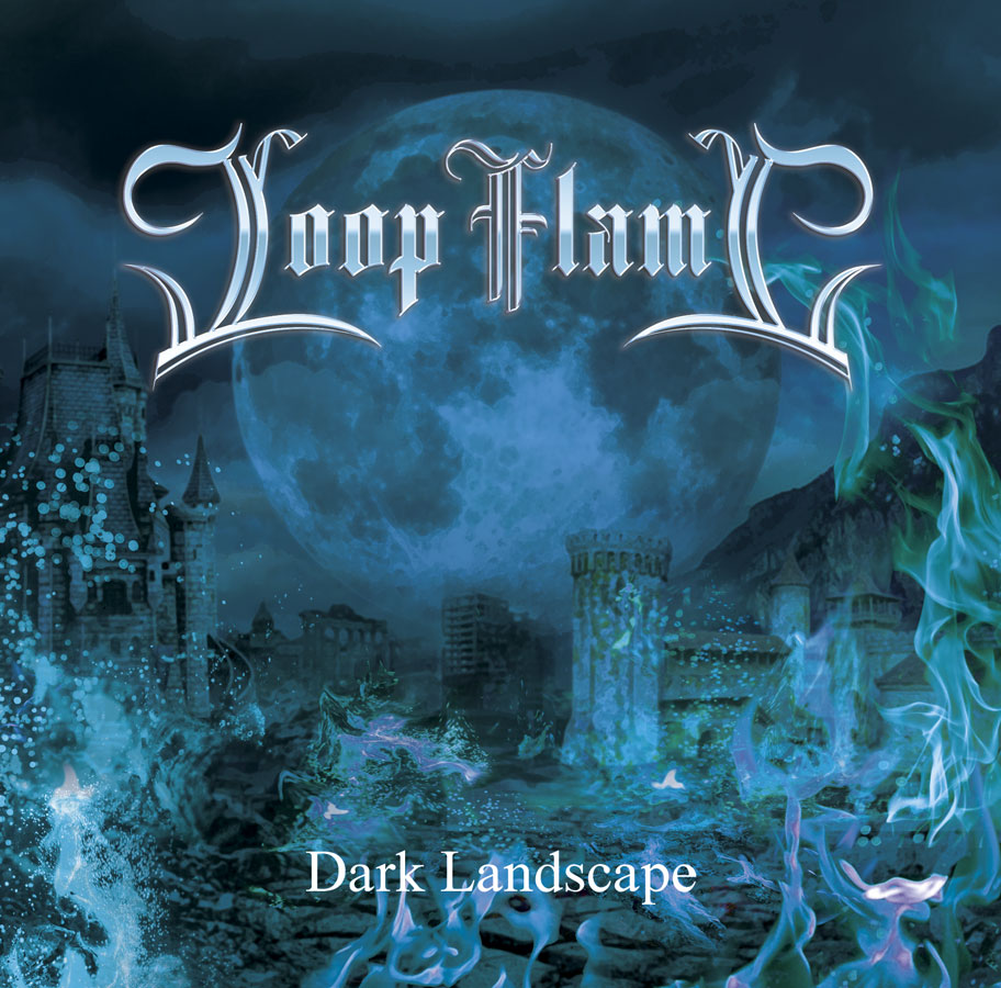 1st Single 「Dark Landscape」